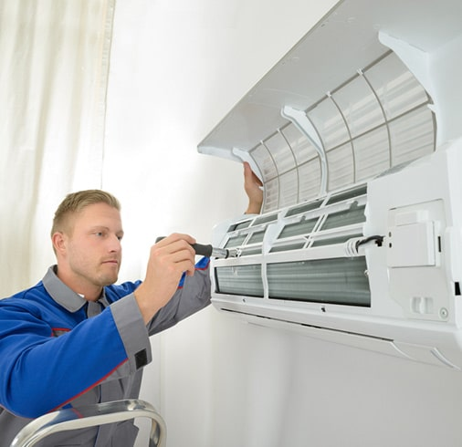 Repairing Air Conditioner  — Air Conditioner in Bay NSW